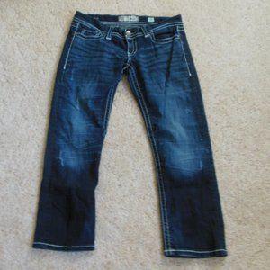 BKE Sabrina Cropped Jeans